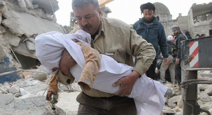 Syrien. Bild från FlickR och Freedom House