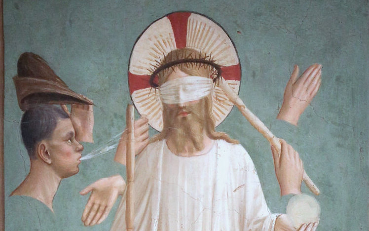Fra angelico - Cristo deriso