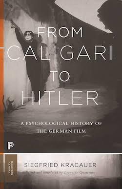 dixikon omslag From Caligari to Hitler.