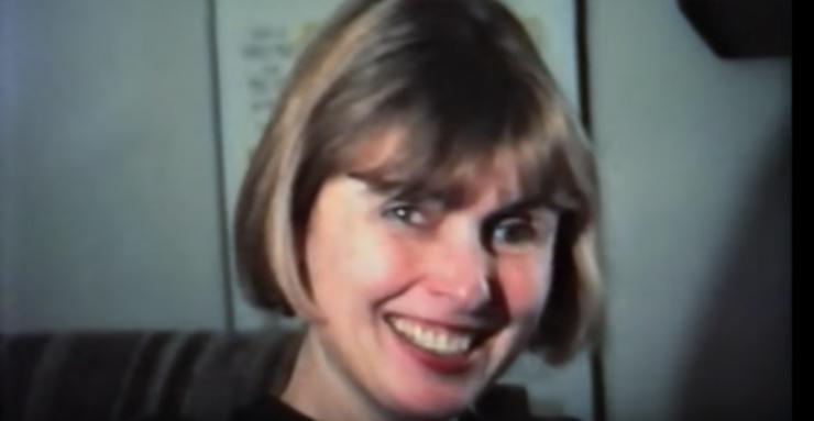 Betty Duhamel (skärmavbild från Youtube)
