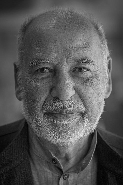 Foto av Tahar Ben Jelloun 2013