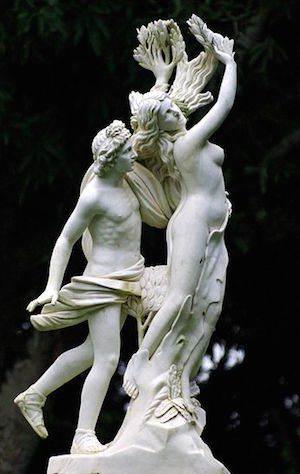 Apollon och Daphné