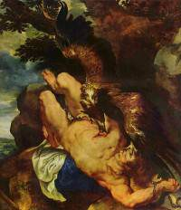 Rubens - Prometheus