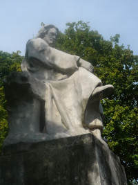 Alexandre Falguière - Balzac