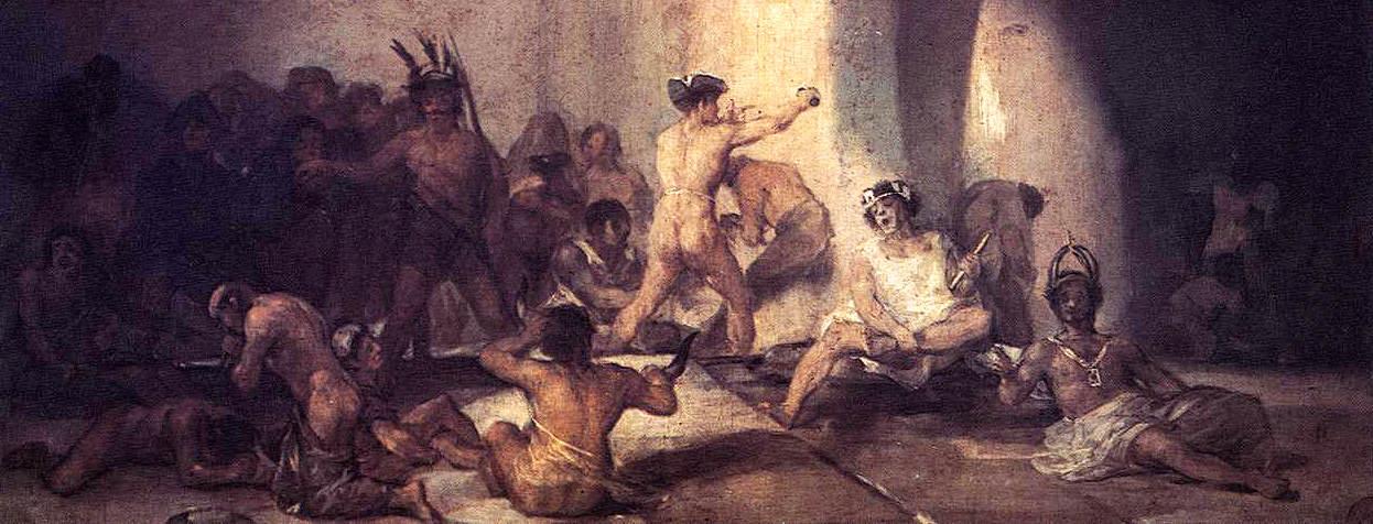 Goya - Casa de locos