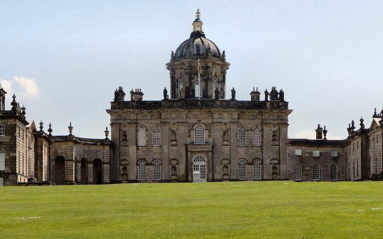 Castle Howard, förebild till Brideshead