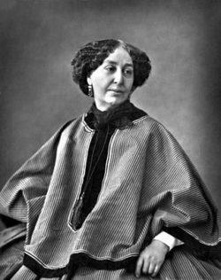 George Sand 1864