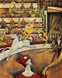 Georges Seurat, Cirkus