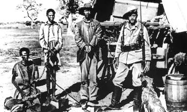 <em>Nazismens koloniala rötter</em><br /> David Olusoga &#038; Casper W. Erichsen</br>The Kaiser's Holocaust. Germany's Forgotten Genocide and the Colonial Roots of Nazism