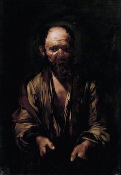 Jusepe de Ribera, Mendicante