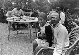 Berija med Stalins familj