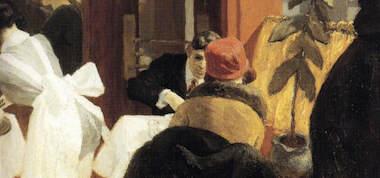 Edward Hopper (detalj)