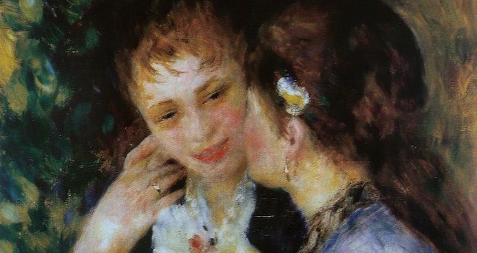 Renoir - Confidences