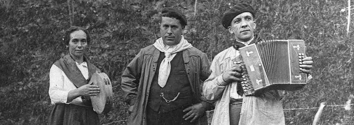 Baskiska dragspelet Trikitixa Wikicommons)