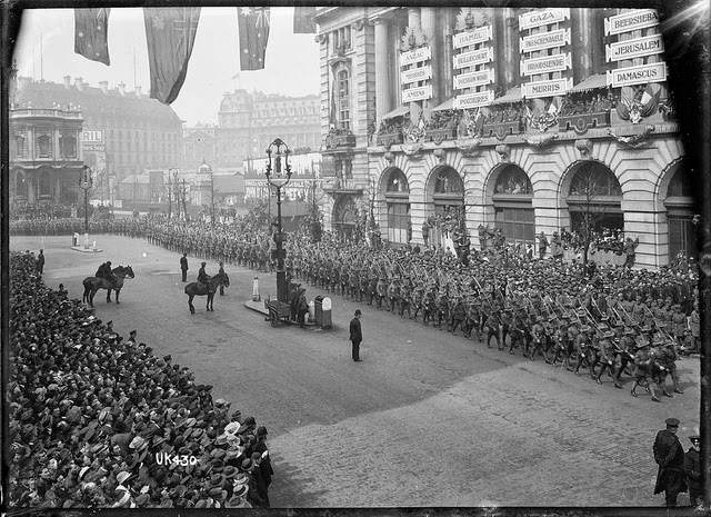 WWI Victory Parades in London (2)
