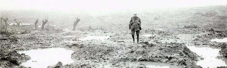 Slagfält under första världskriget