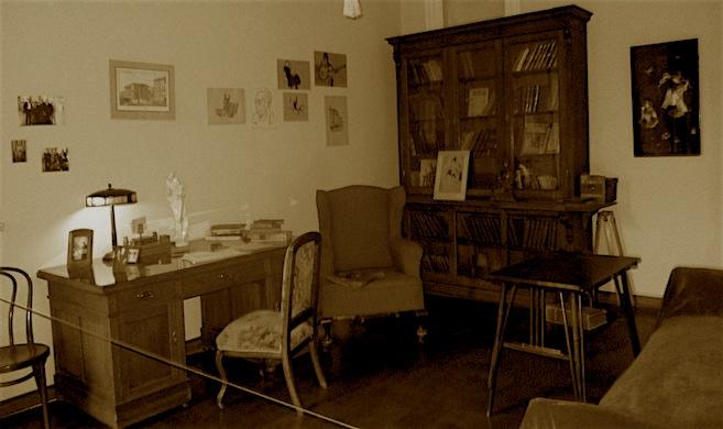 Från muséet i St Petersburg