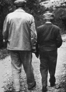 Char och Heidegger