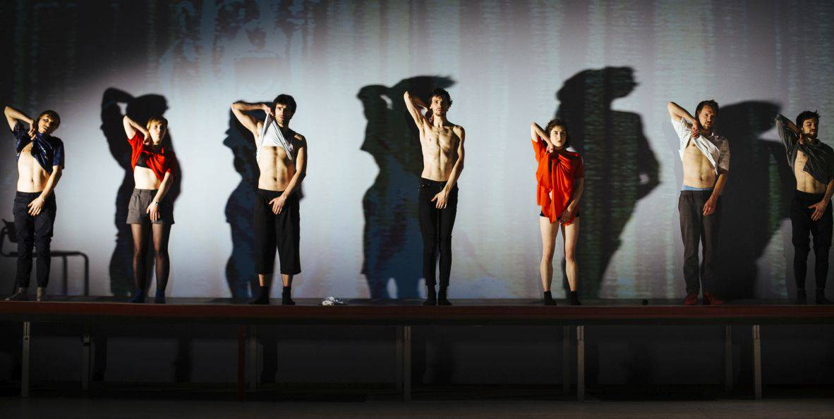 Från föreställningen Città del Vaticano (Foto: Matthias Heschl ©)