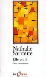 Nathalie Sarraute och läsdramat