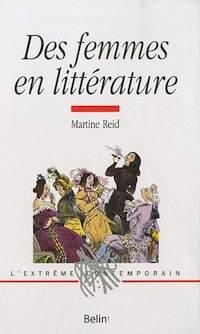 Martine Reid – Des femmes en littérature