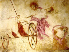 Hades rövar bort Persefone