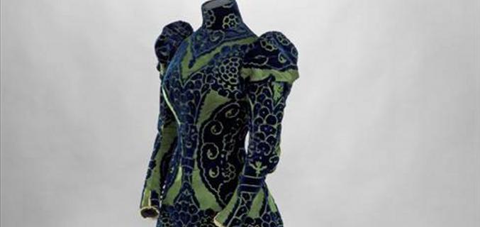 En utställning av plagg som tillhört Elisabeth Greffuhle äger i vinter rum på Musée de la Mode i Paris