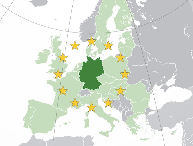 Macht in der Mitte – Tysklands nya roll i Europa